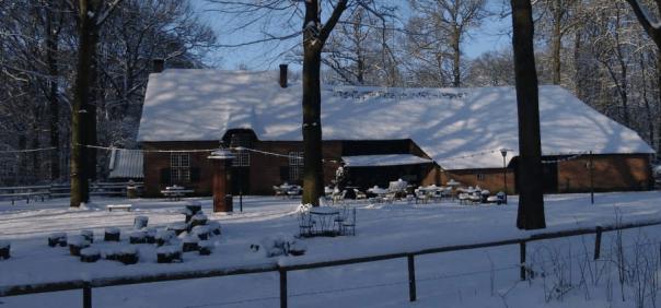 Winter bij De Nieuwe Hoef Hilvarenbeek